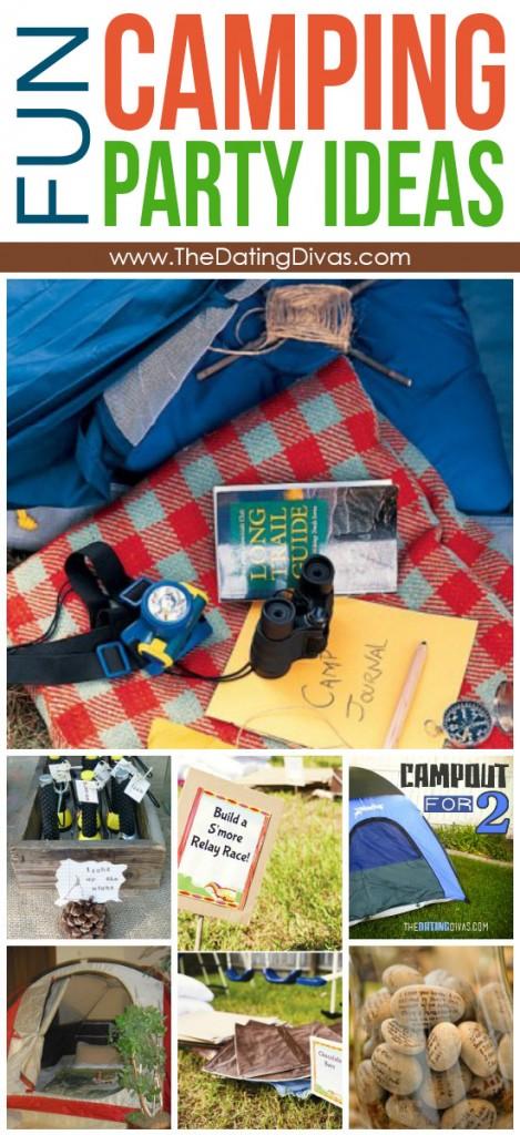 Dating divas 101 camping