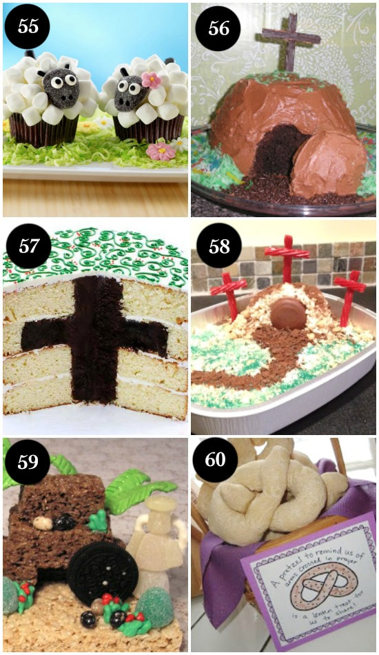 Fun Christian Easter Food Crafts