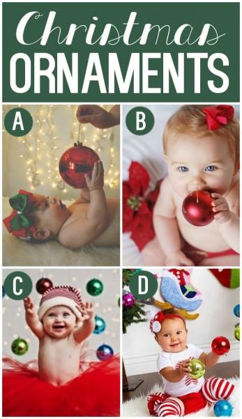 Fun Christmas Photo Shoot Ideas