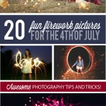 Fun Firework Picture Ideas