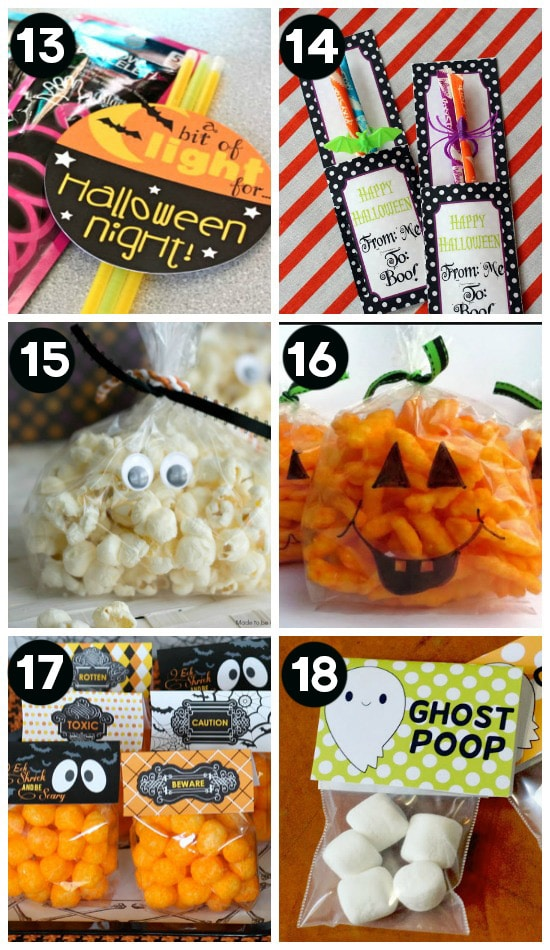 Cute halloween prizes for kids
