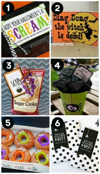 Fun Halloween Neighbor Gift Ideas