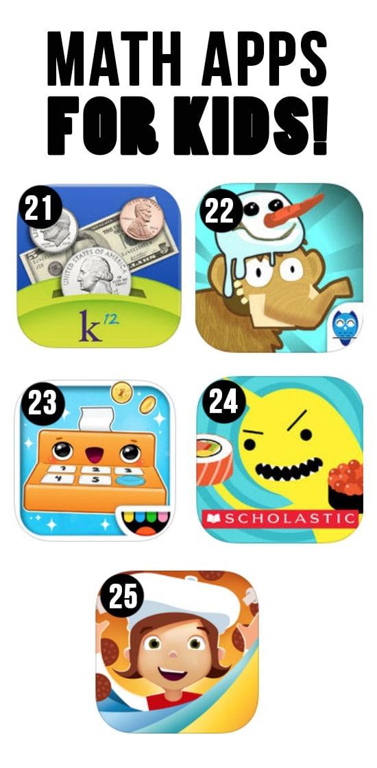 Fun Math Apps for Kids