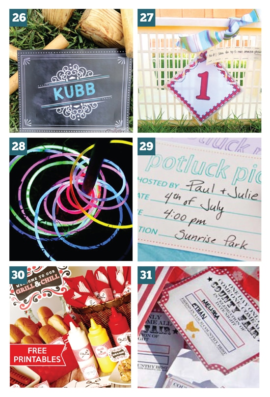 Quick and Easy Group Date Ideas (Free Printables Included)