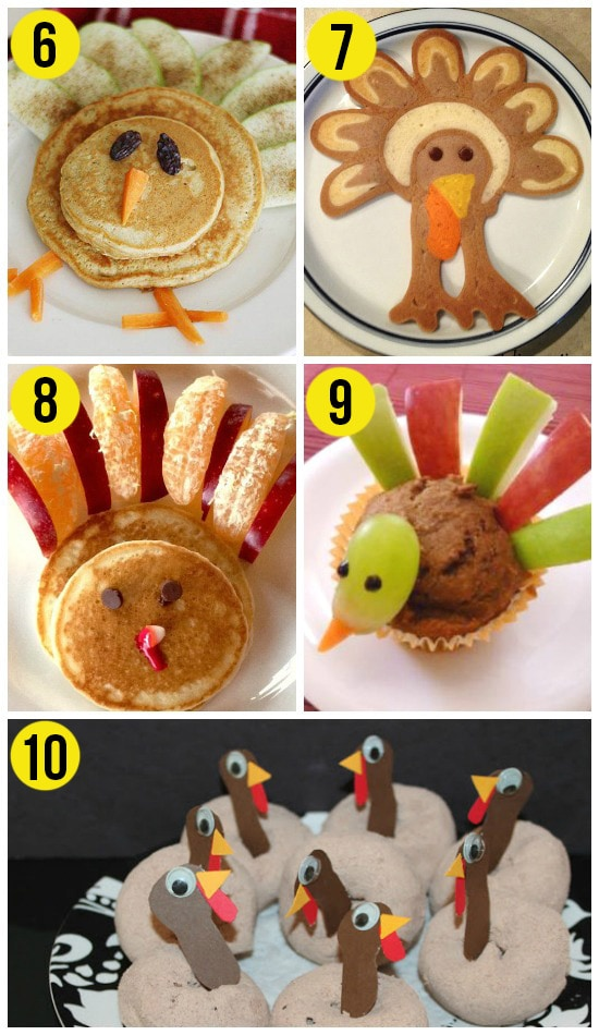 Fun Thanksgiving Breakfast