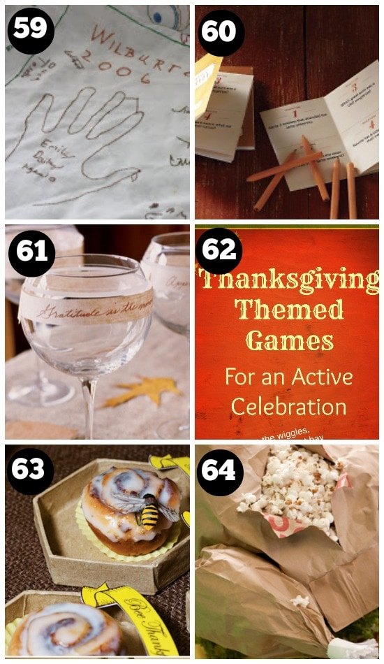 Fun Thanksgiving Day Traditions