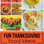 50+ Turkey Treats- Fun Thanksgiving Food Ideas