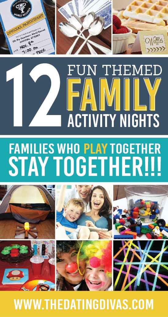 Indoor Activities for the Whole Family