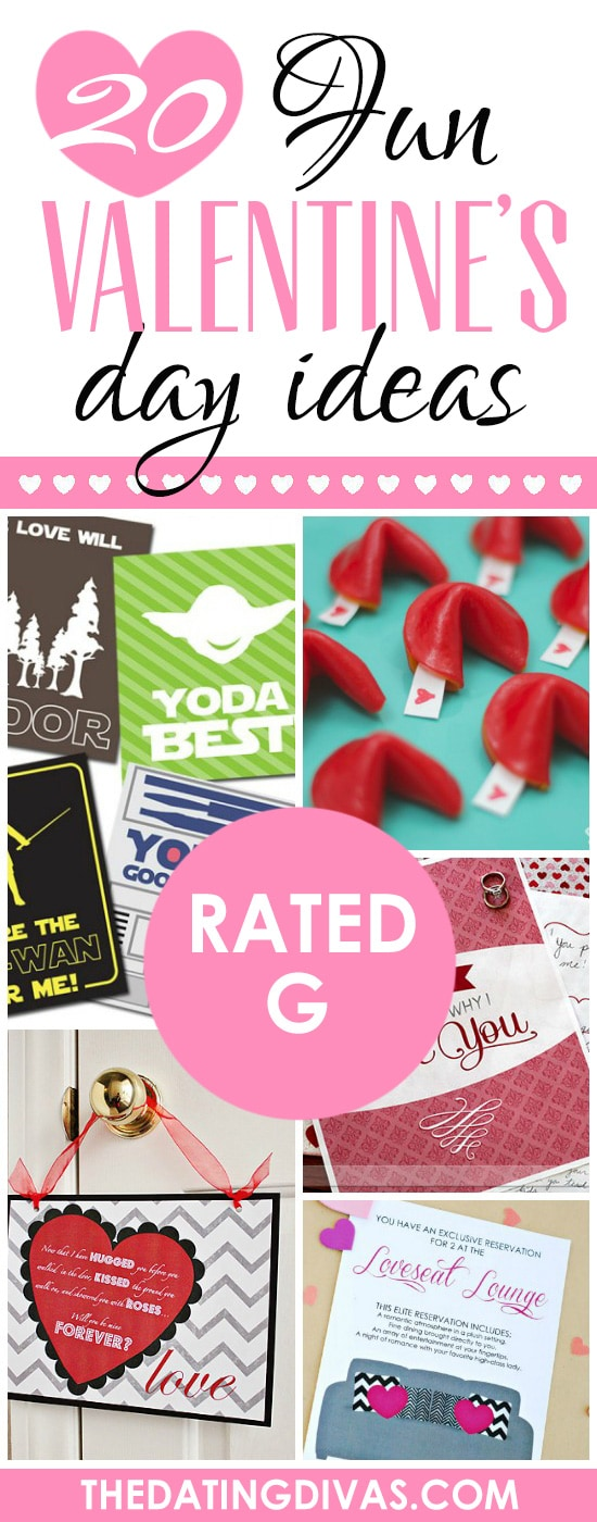 80 Sexy Valentine\'s Day Ideas - From The Dating Divas