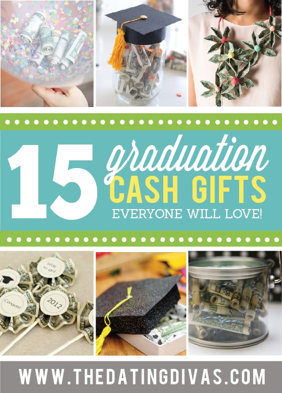 How to Give Cash as a Graduation Present