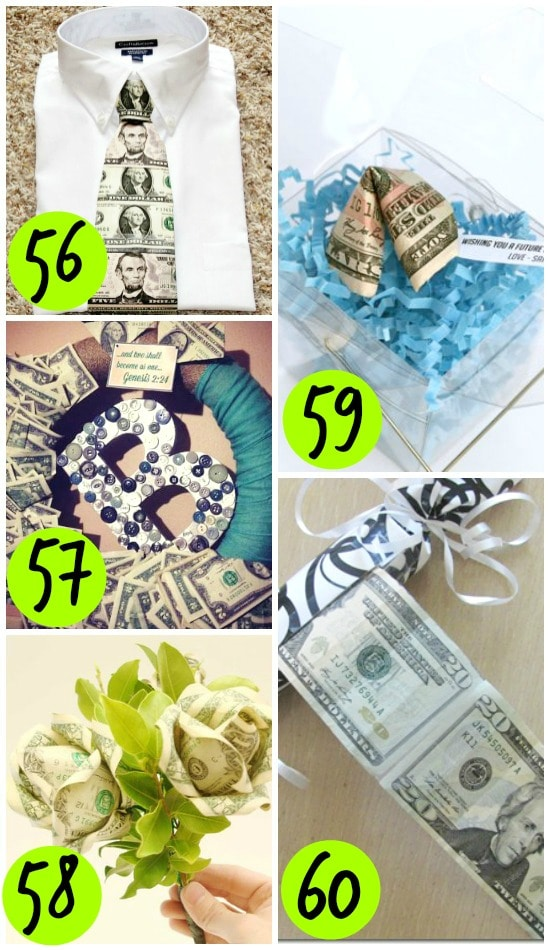 How to Give Money as a Gift