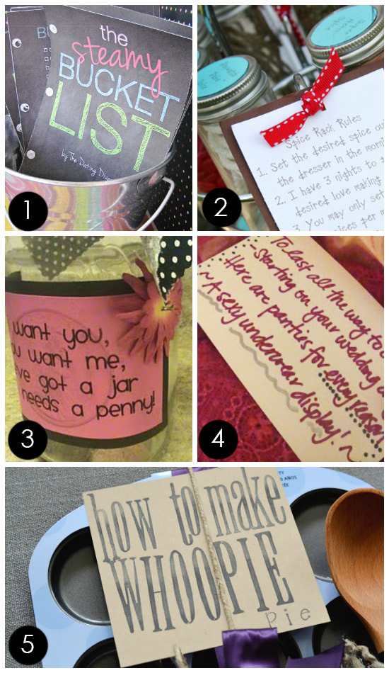 funny bridal shower gift ideas