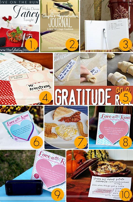 Chrissy - 101 Ways To Show Gratitude To Your Spouse - 1
