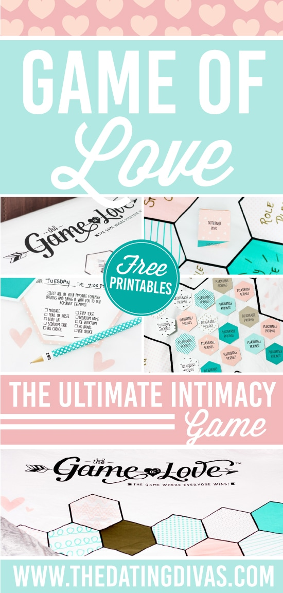 The ultimate intimacy game, the game of love!