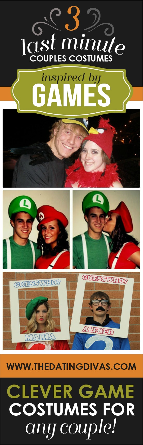 Cute Couples Halloween Costumes