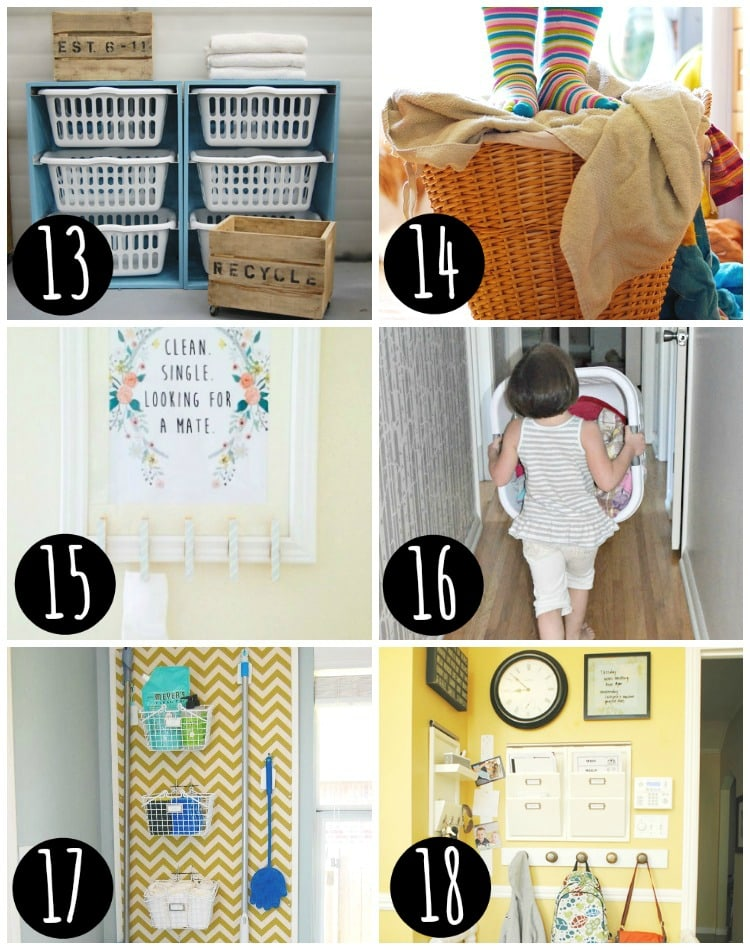 Top organization tips for your family!