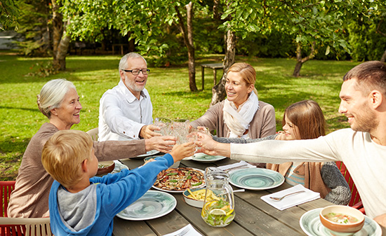 Getting Along With the In-Laws - Tips on Keeping the Peace