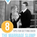 Getting Over the Marriage Slump