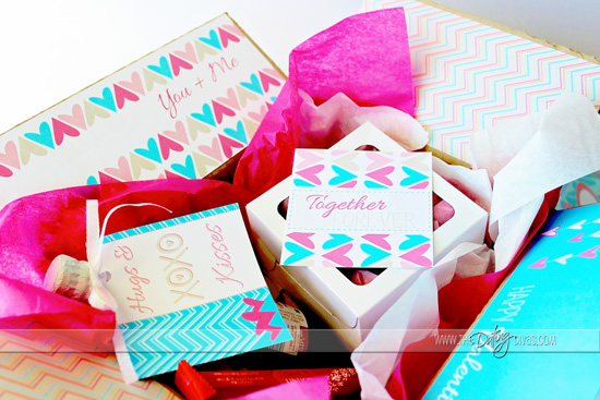 gift box for valentines day - Valentines Gift Boxes