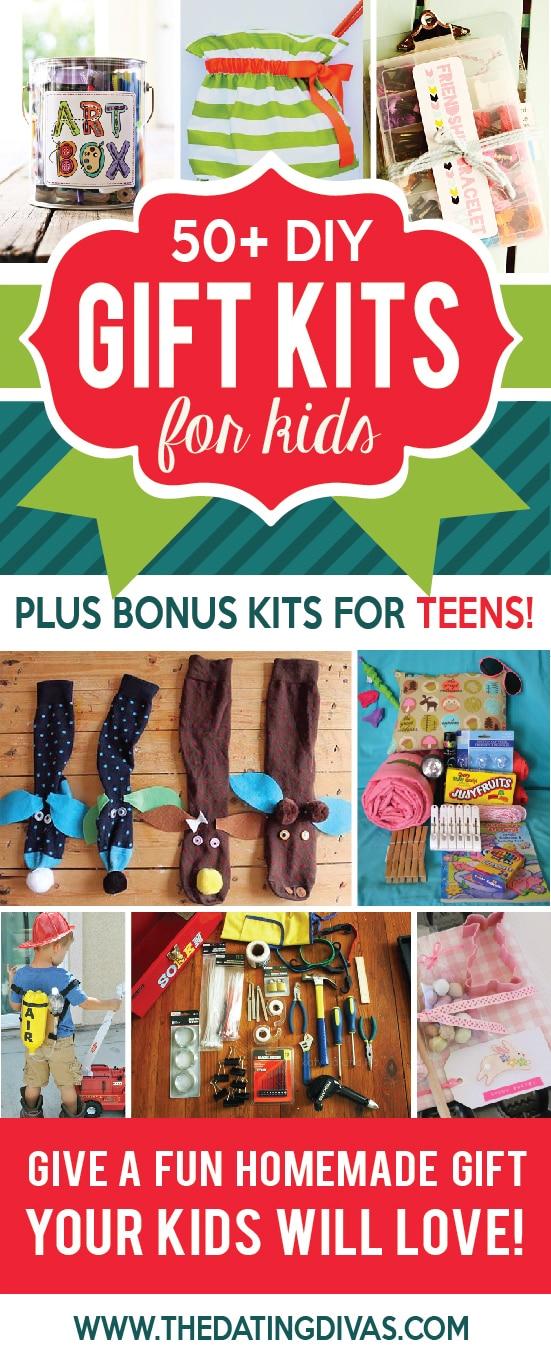 50+ Gift Kits for Kids