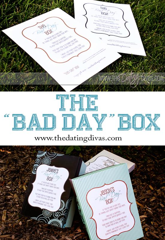 Tara - Bad Day Box - Pinterest Pic