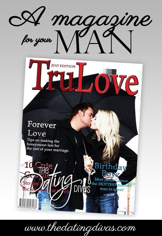 Tara - Magazine for my man - pinterest pic