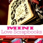 Wendy - mini love scrapbook - pinterest pic