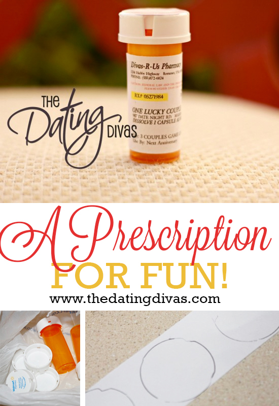 Erika - Prescription for fun - pinterest pic