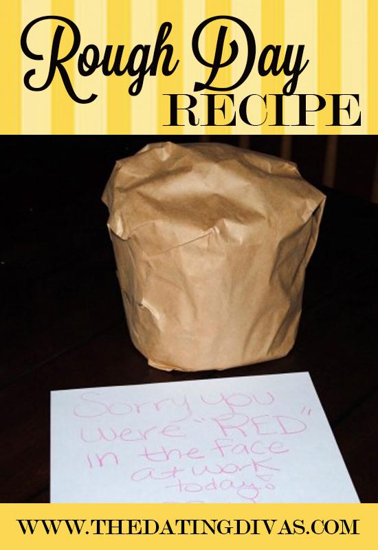 Lisa - Rough Day Recipe - Pinterest Pic