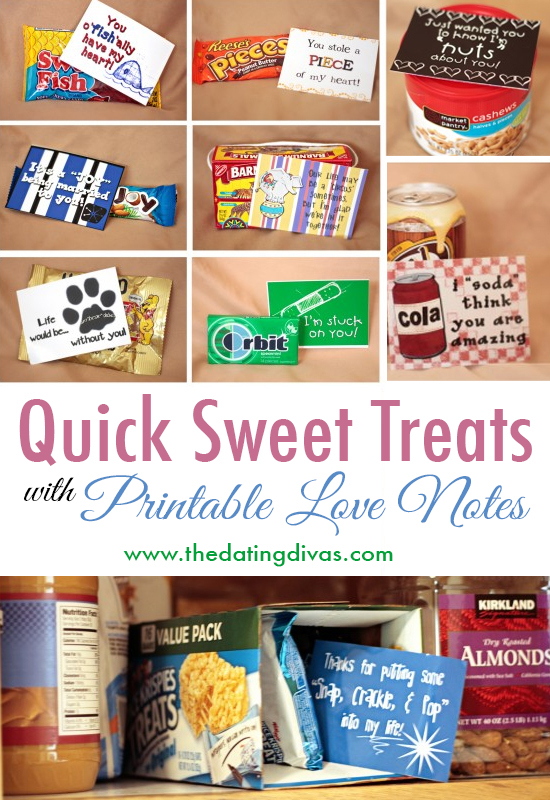 Erika - quick sweet treats - pinterest pic