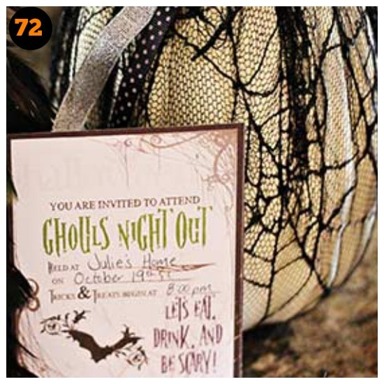 Girls Night Out Halloween Tradition
