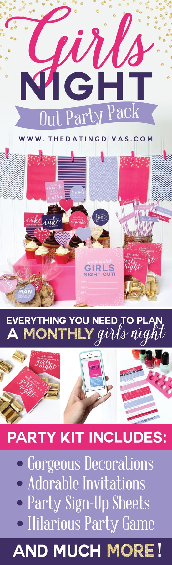 Girls Night Out Party