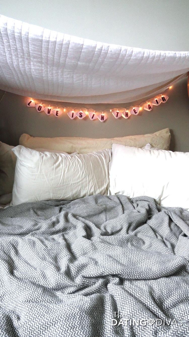 Glamping Indoor Blanket Fort