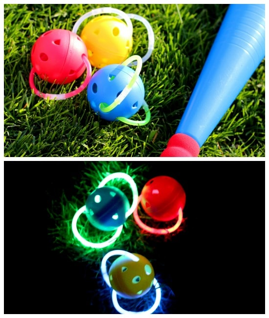 Glow in the Dark Baseball