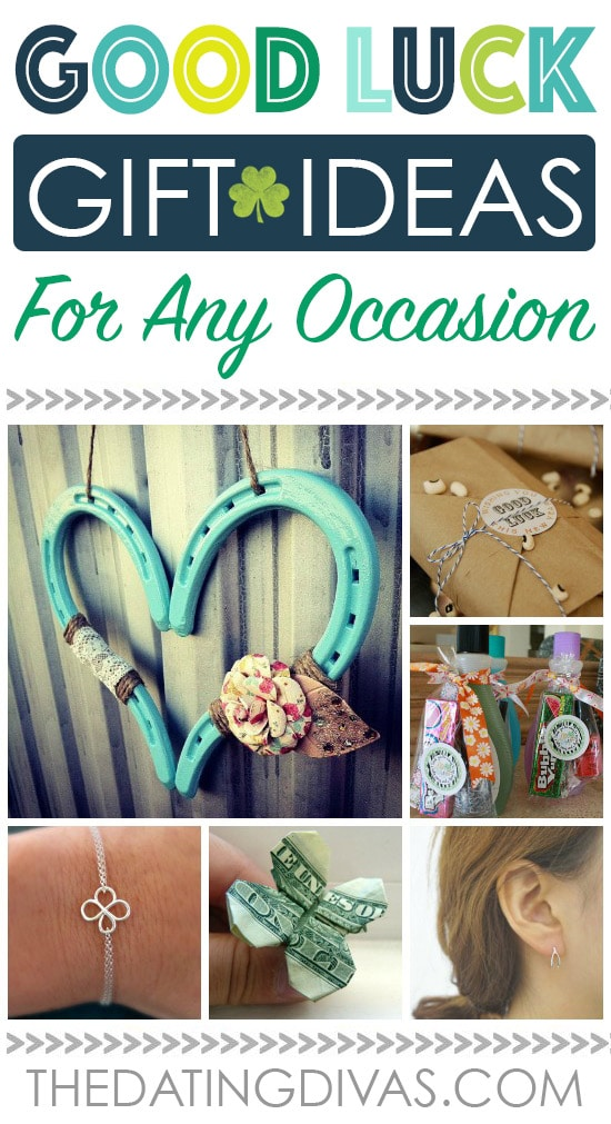 DIY Good Luck Gift Ideas