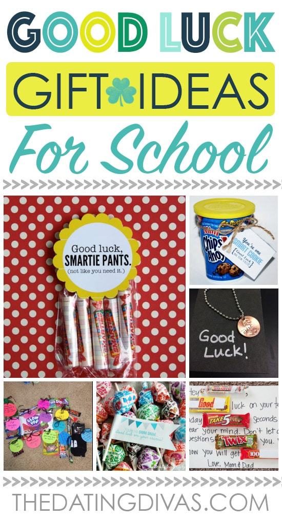 Good Luck Gift Ideas for Students
