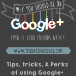 GooglePlus perks and tips