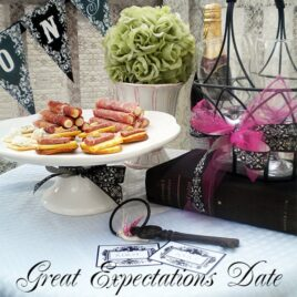 Great Expectations Victorian Themed Date