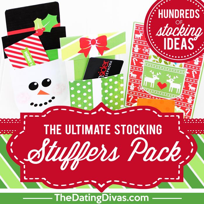 Great Stocking Stuffer Ideas!