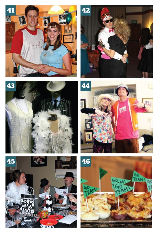 Group Themed Parties and Date Ideas (Free Printables Included)