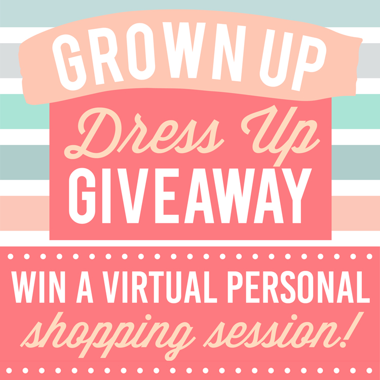Grown-Up Dress Up Giveaway