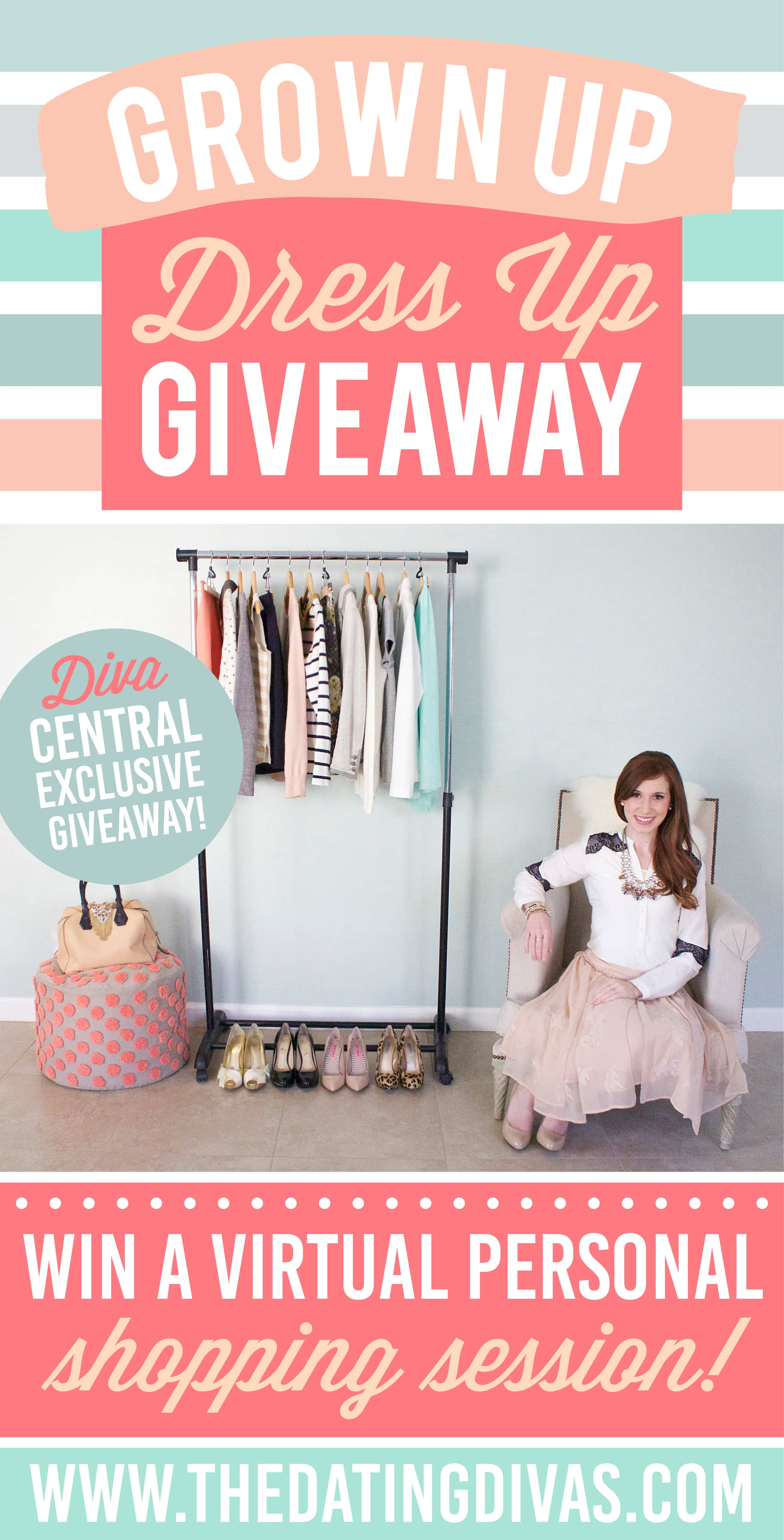 Grown Up Dress Up Giveaway