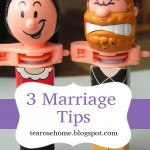 3 Marriage Tips