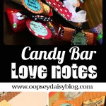 Corie - Guest Blogger Candy Bar Love Notes - Pinterest Pic