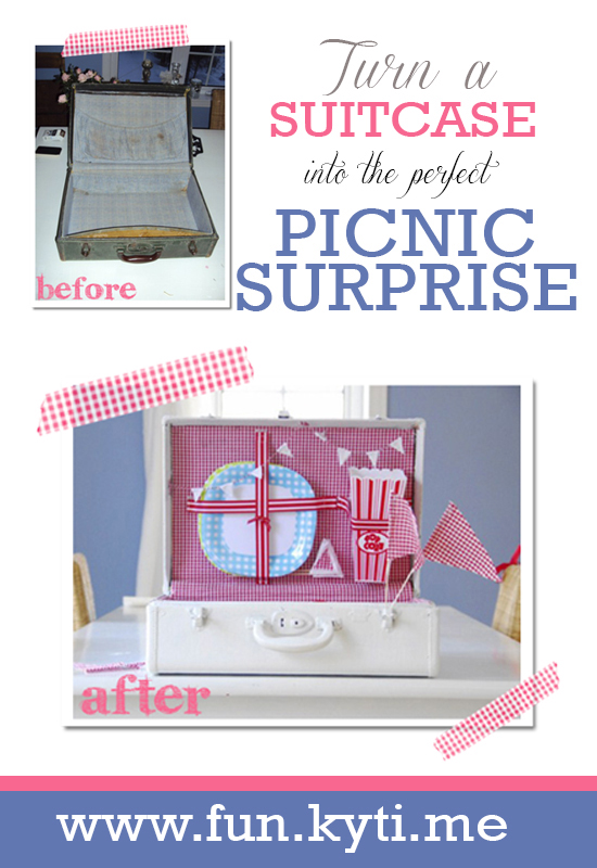 Guest Blogger - Birthday Suitcase Funky Time - Pinterest Pic