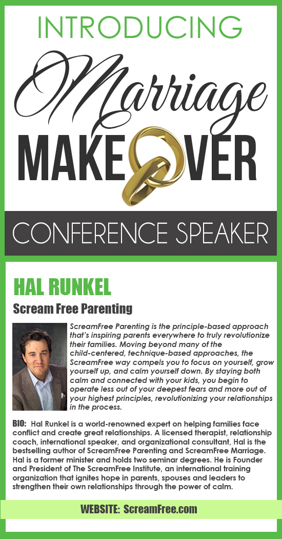 Camille - Marriage Makeover Conference Hal Pinterest