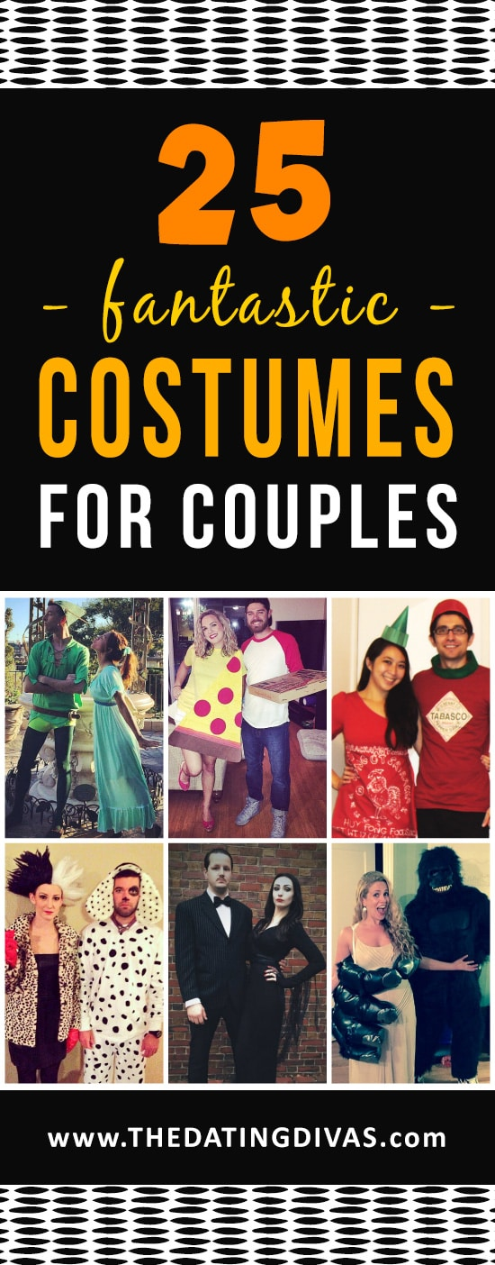 25 Halloween Costumes for Couples