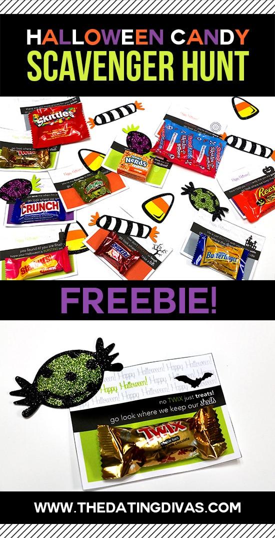Halloween Freebie Printable