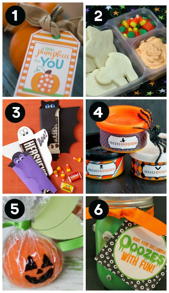 Halloween Goodie Bag Ideas For Kids