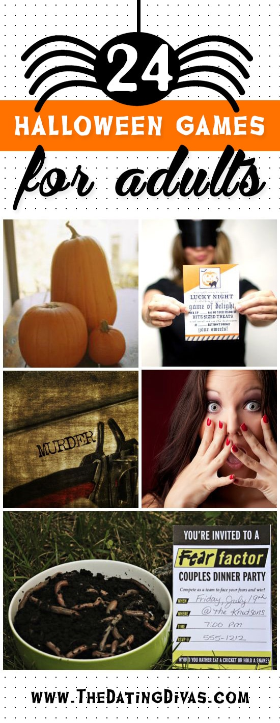 Fun Halloween Games for Adults